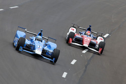 Тоні Канаан, Chip Ganassi Racing Honda, Карлос Муньос, A.J. Foyt Enterprises Chevrolet