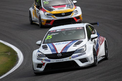 Томас Ягер, Kissling Motorsport, Opel Astra TCR