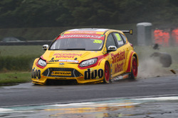 Люк Девенпорт, Motorbase Performance Ford Focus