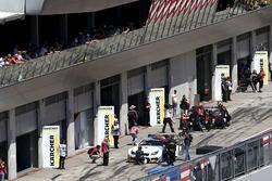 #42 BMW Team Schnitzer, BMW M6 GT3: Ricky Collard, Philipp Eng