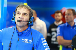 Davide Brivio, Teammanager Team Suzuki MotoGP