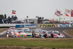 Jose Manuel Urcera, Las Toscas Racing Chevrolet, Gabriel Ponce de Leon, Ponce de Leon Competicion Ford, Lionel Ugalde, Ugalde Competicion Ford