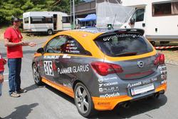 Sandro Fehr, Opel Corsa OPC, Flammer Speed Team