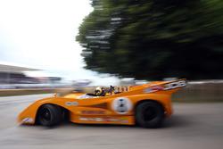 Andrew Newall, McLaren