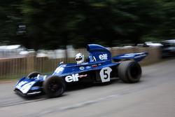 Марк Стюарт, Tyrrell 006