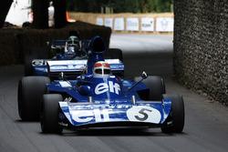 Jackie Paul Stewart Tyrrell