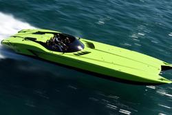 Lamborghini Aventador MTI G6 Speedboat