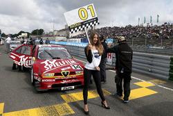 Grid kızı, Stephan Rupp, Alfa Romeo 155 TI V6 ITC
