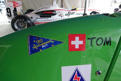Tom Huwiler, Tatuus-Renault, Racing Club Airbag