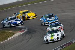 Jürgen Bleul, 'TAKIS', Carsten Knechtges, Porsche 911 GT3 Cup