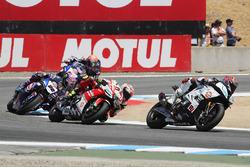 Jordi Torres, Althea Racing, Lorenzo Savadori, Milwaukee Aprilia