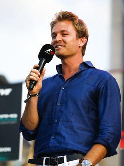 World Champion Nico Rosberg