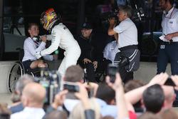 Льюис Хэмилтон, Mercedes AMG F1, Билли Монгер