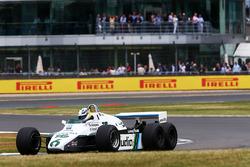 إحتفالات ويليامز بمرور 40 عام للفريق في الفورمولا 1