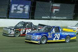 Chase Briscoe, Brad Keselowski Racing Ford, Noah Gragson, Kyle Busch Motorsports Toyota