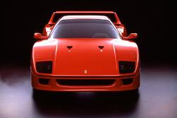 Ferrari F40 30 aniversario