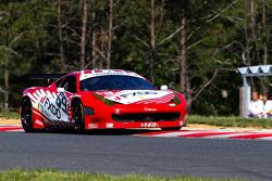 #69 Aim Autosport Team Fxdd Racing With Ferrari 458: Emil Assentato, Jeff Segal