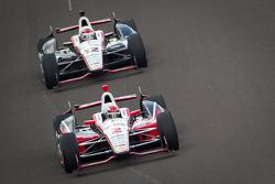 Ryan Briscoe, Team Penske Chevrolet, Will Power, Verizon Team Penske Chevrolet