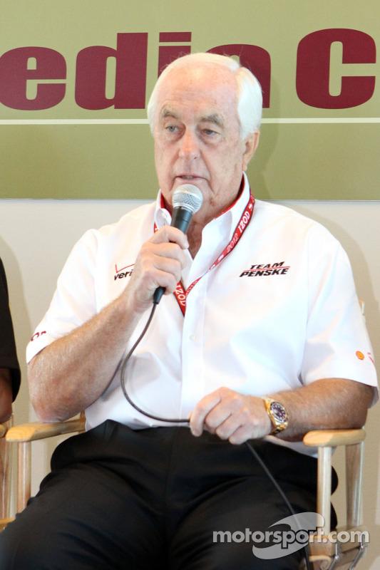Roger Penske, Team Penske Racing