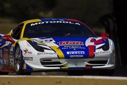 #59 Ferrari of Ft. Lauderdale Ferrari 458 Challenge: Maurizio Scala
