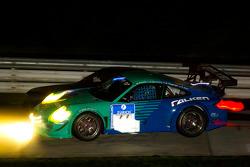 #44 Falken Motorsports Porsche 911 GT3 R: Wolf Henzler, Peter Dumbreck, Martin Ragginger, Sebastian Asch