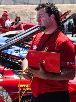 Ferrari of Ontario crew