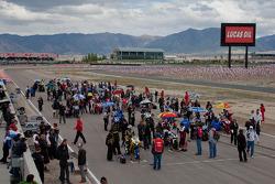 Daytona SportBike Race Grid