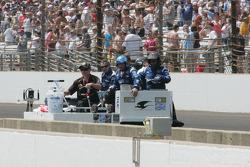 Team members for Katherine Legge, Dragon Racing Chevrolet