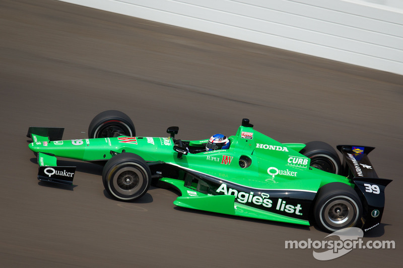 Bryan Clauson, Sarah Fisher Hartman Racing Honda