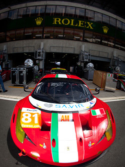 #81 AF Corse Ferrari 458 Italia