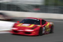 Carlos Kauffmann Ferrari of Beverly Hills 458TP