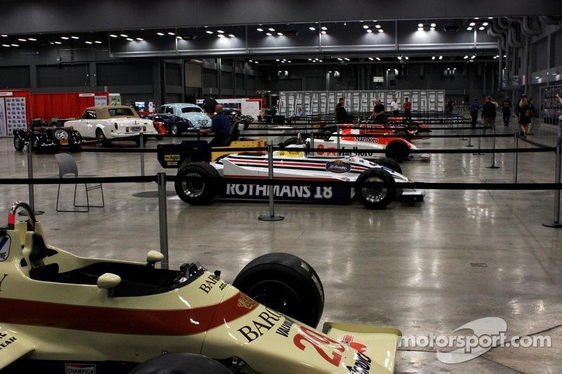 Historische Grand Prix Formula 1 wagens