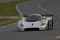 #62 Mercedes C9: Bob Berridge