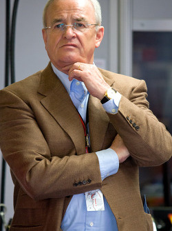 Martin Winterkorn, CEO for Volkswagen AG
