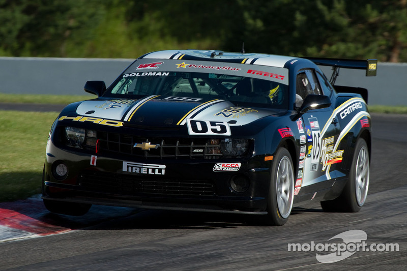 5 Heinlein Racing Development Chevrolet Camaro : Steven