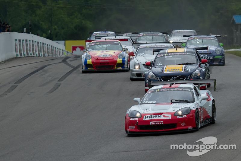 #02 CRP Racing/Nick Short Chevrolet Corvette : Mike Skeen