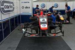 Pietro Fantin's car