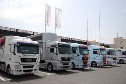 Race Transporters