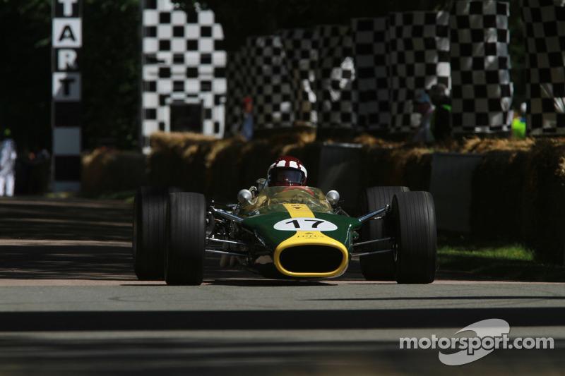 Classic Lotus