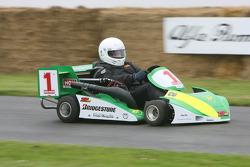 Martin Hynes Zip Kart tribute