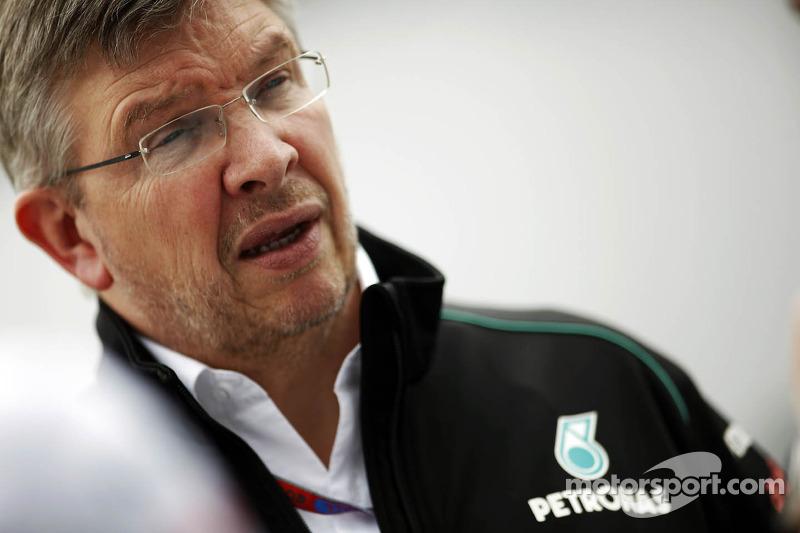 Ross Brawn, Mercedes Mercedes AMG F1 Team Principal