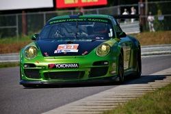 #34 Green Hornet Porsche 911 GT3 Cup: Peter LeSaffre, Damien Faulkner