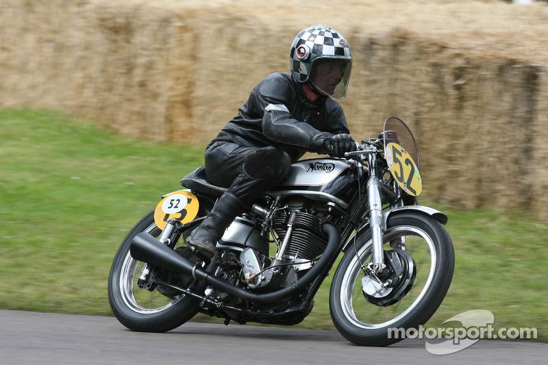 Norton 'Daytona Manx'