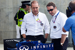 Nigel Mansell, FIA Steward