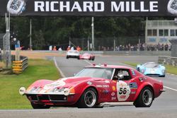#56 Chevrolet Corvette: Ralf Huber Gutierrez