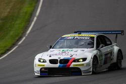 #56 BMW Team RLL BMW E92 M3: Joey Hand, Dirk Müller