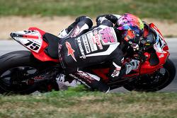#75 LTD Racing, Yamaha YZF-R6: Huntley Nash