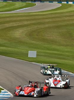 #46 Thiriet by TDS Racing Oreca 03 Nissan: Mathias Beche, Pierre Thiriet #1 Greaves Motorsport Zytek