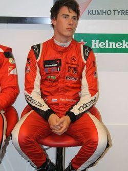 Ханнес ван Ассельдонк. GP Masters, субботняя квалификация.