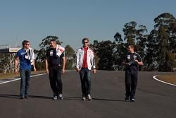 James Nash, Ford Focus S2000 TC, Team Aon and Tom Chilton, Ford Focus S2000 TC, Team Aon